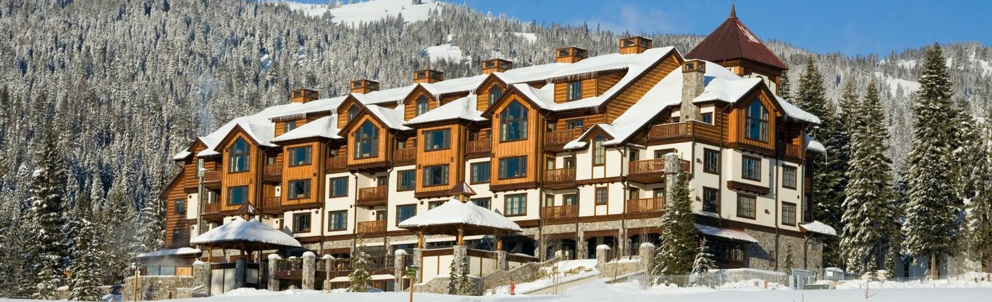 Lodging at Tamarack Resort