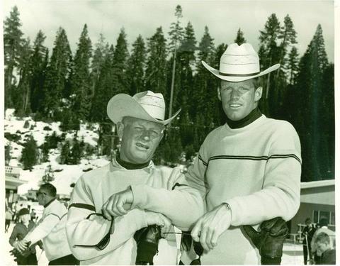 1st yr teaching Dodge Ridge w_Dir Ray Patton 1964