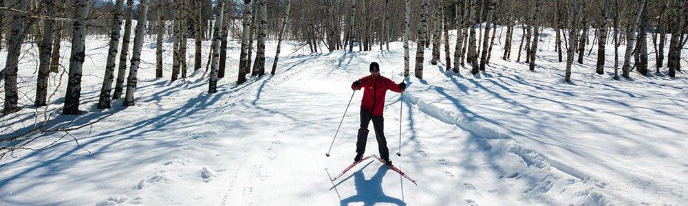 Idaho XC Skiing