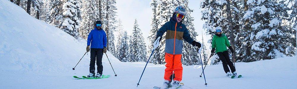 Idaho Ski Season