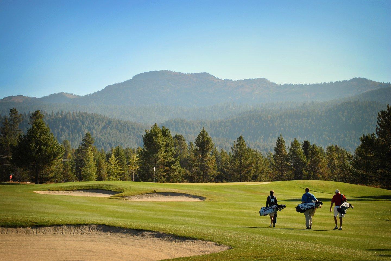 Jug Mountain Ranch Golf