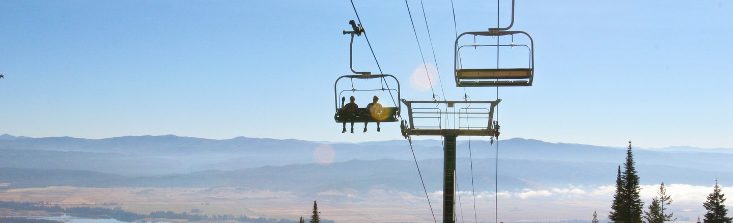 Scenic Chairlift