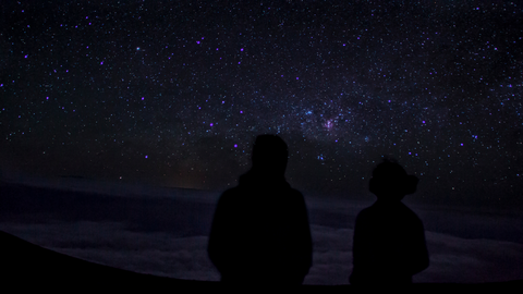 Mid-Mountain Meteor Shower Party