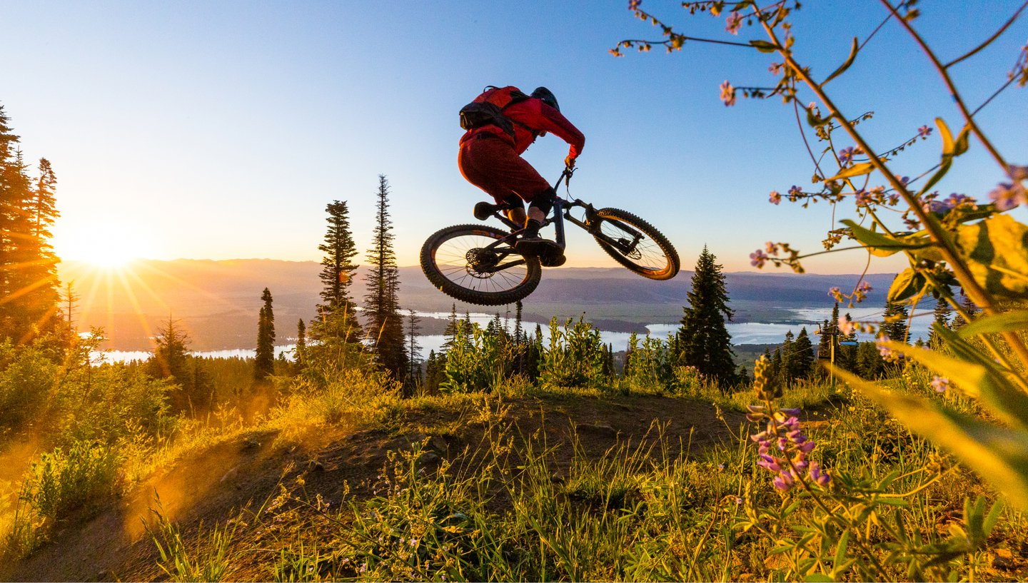 Idaho Mountain Biking