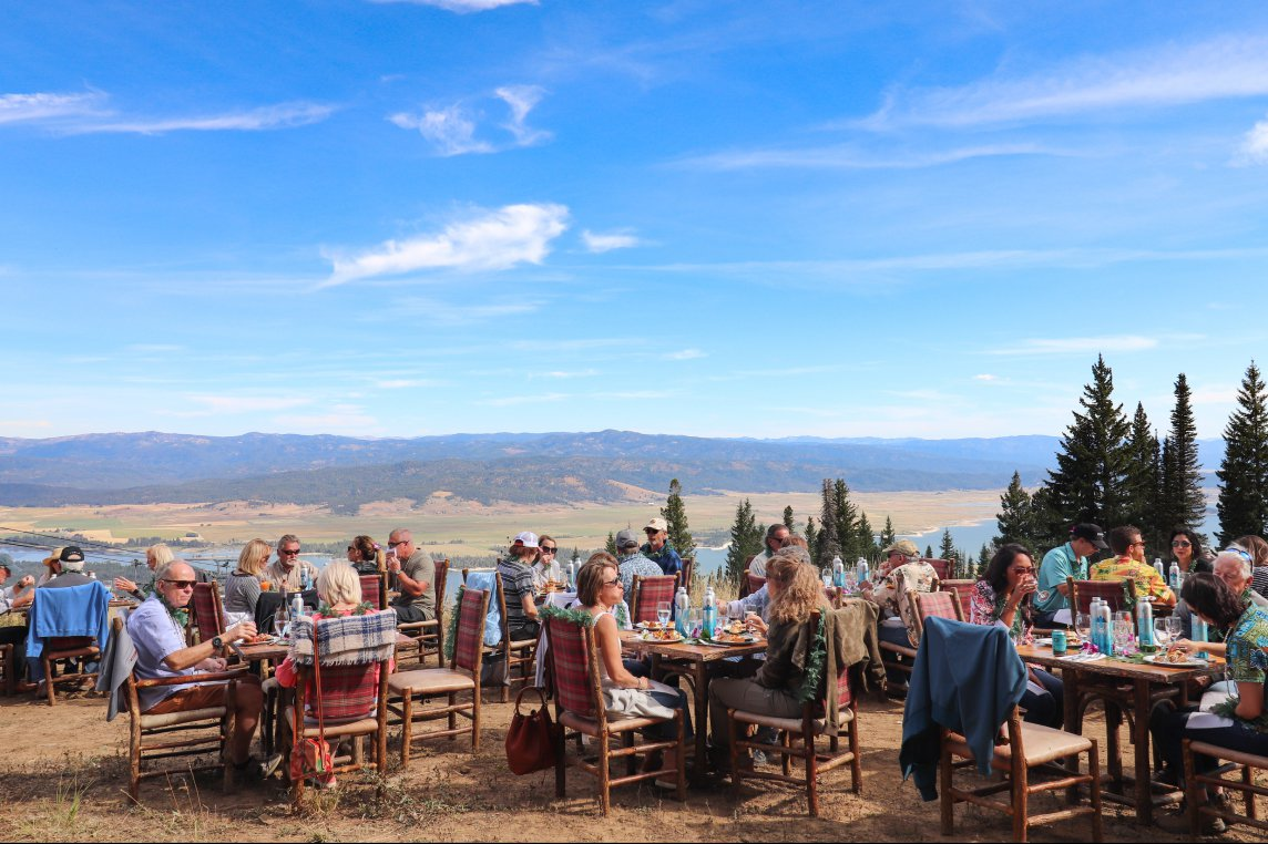 Plan Your Events in Tamarack, ID
