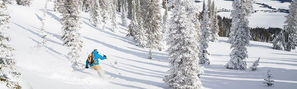 Tamarack Idaho - Ski and snowbord resort