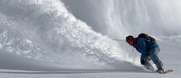 Ski Tamarack Resort in idaho
