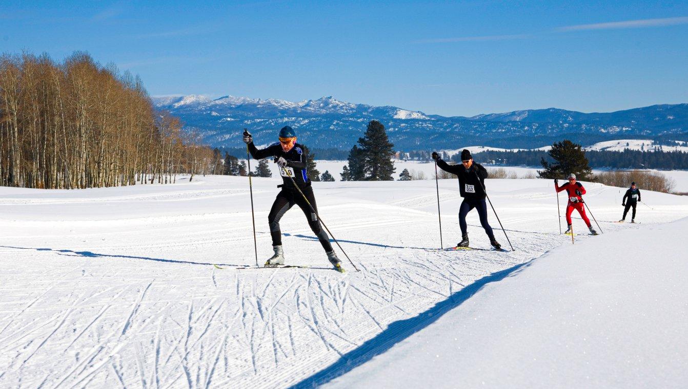 Nordic Skiing, Snowshoeing, Fat Tire Biking