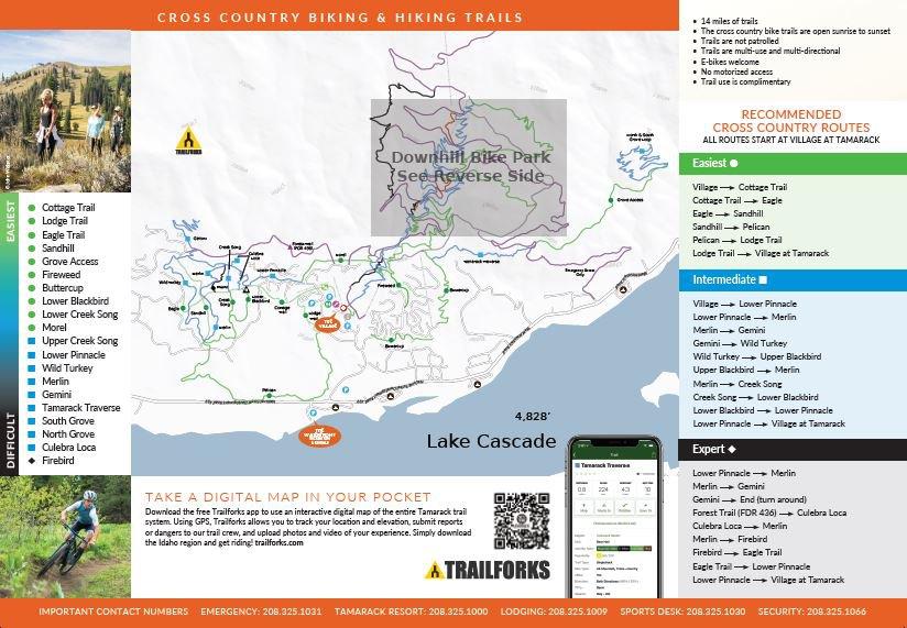 XC Trailmap