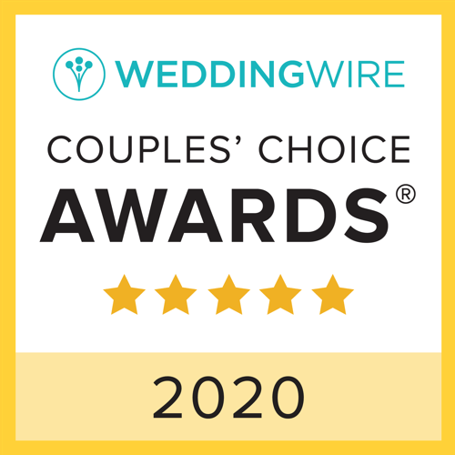 wedding wire award 2020