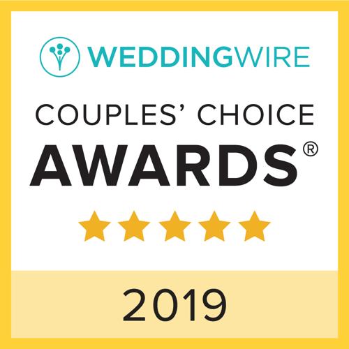 wedding wire award 2019