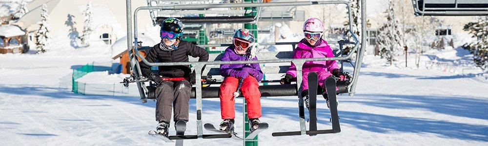 Ski Resort For Beginner Skiers
