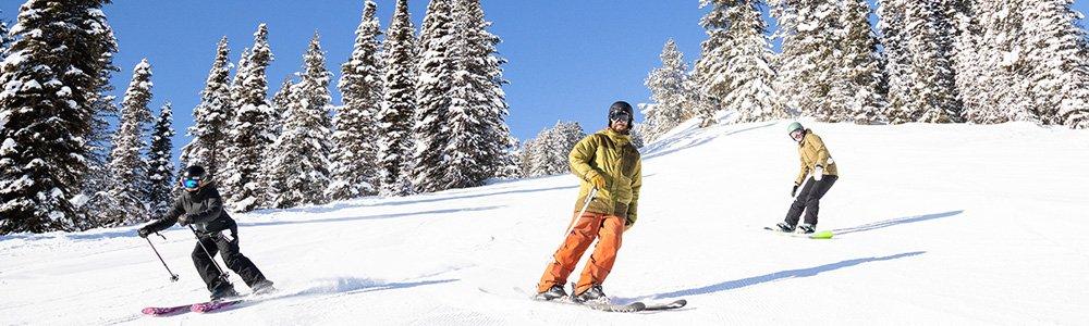 Ski Resorts Close To Boise, ID