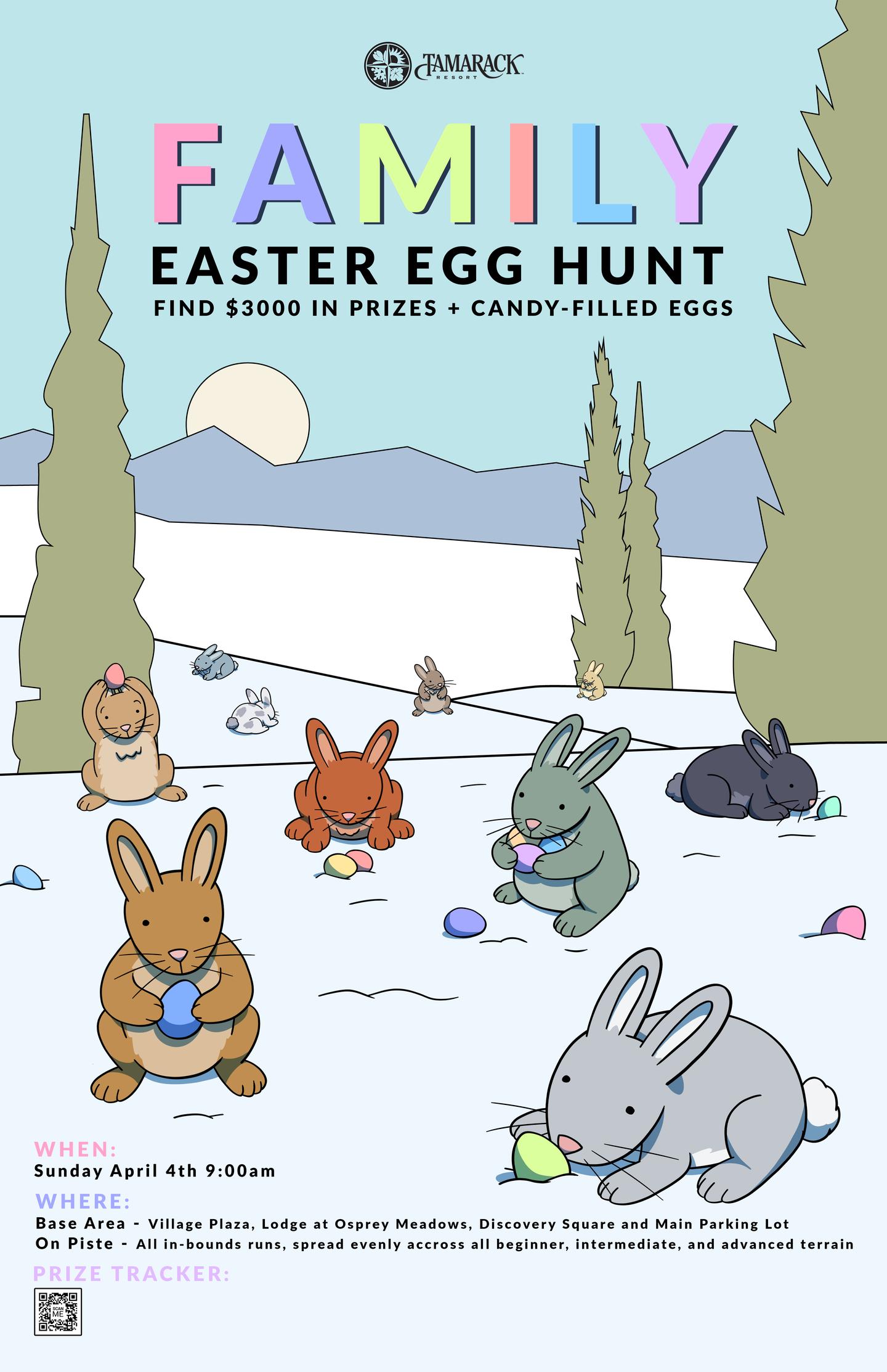Egg Hunt Event