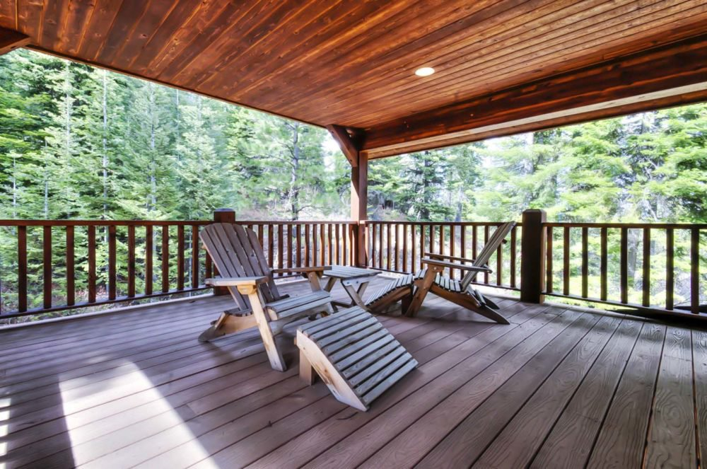Estate Home Deck