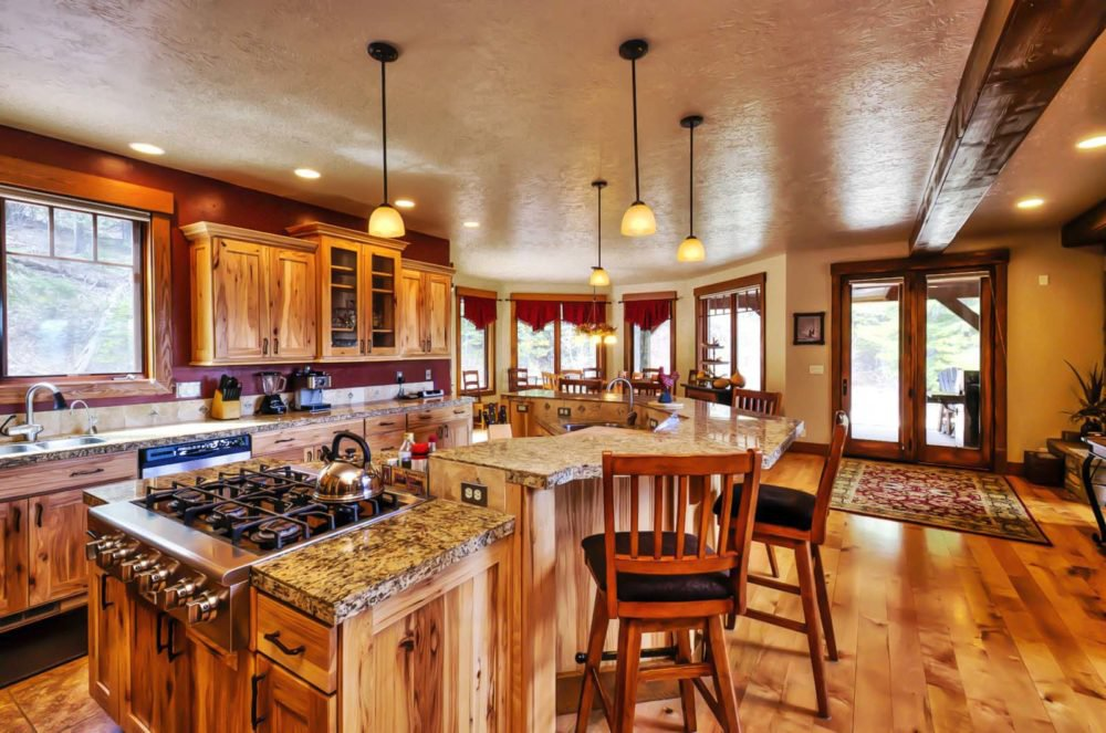 Estate Home Kitchen