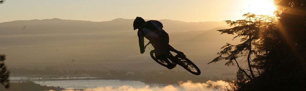 Expert mountain biking trails in Idaho