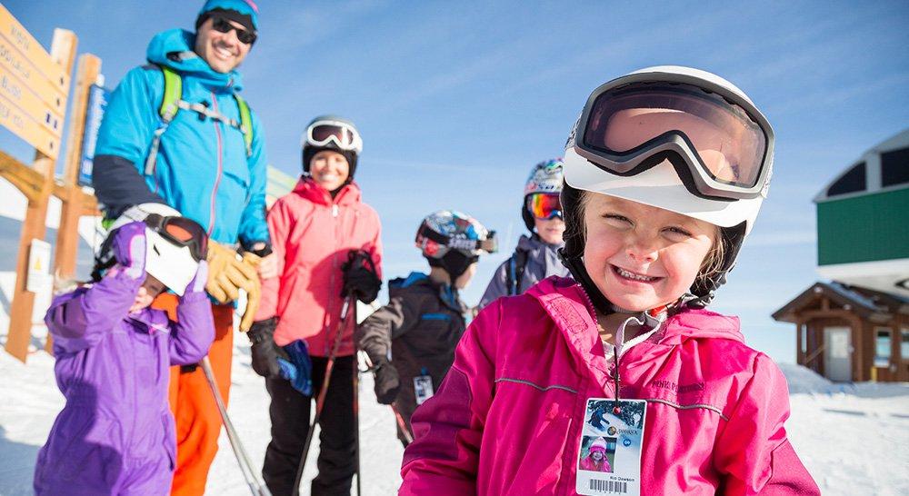 Family Vacation Ski Resort