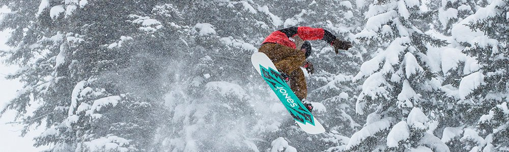 Idaho Snowboard at Tamarack Resort