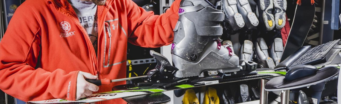 Rent Skis or Snowboards
