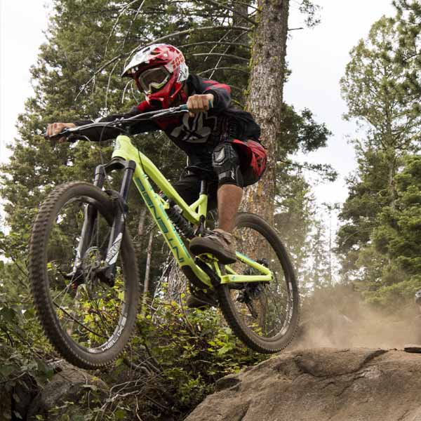 Idaho Mountain Bike Trails for all ages and beginner to expert riders.