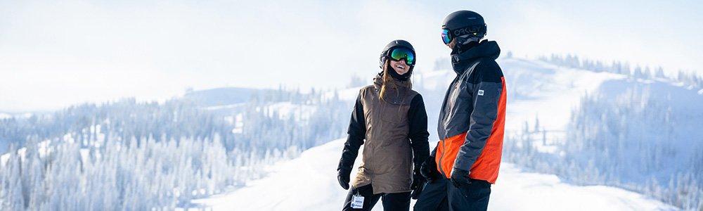 Top Ski Resort In Idaho