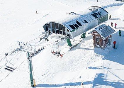 Tamarack Resort Ski Lift