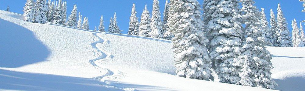 Ski resort in Tamarack Idaho