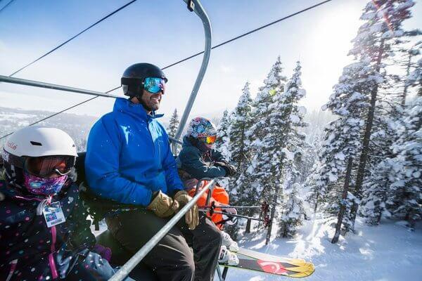 Ski Snowboard In Idaho