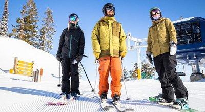Best Skiers in Idaho