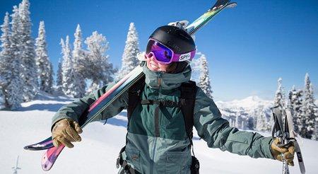 Idaho ski and snowboard destination resort