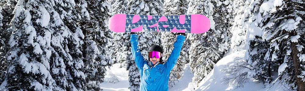 Best Snowboarding in Idaho