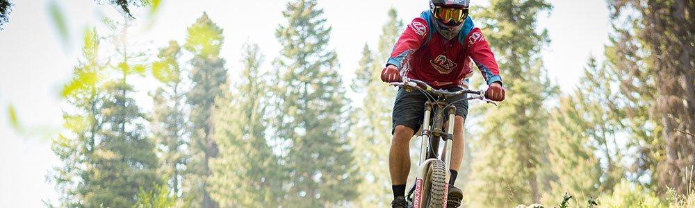 Mountain Biking in Idaho at Tamarack Resort