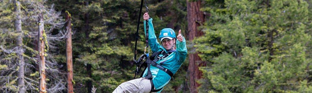 Treetop Zipline Tours