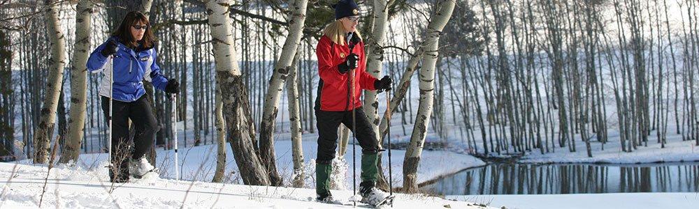 Winter Activities at Tamarack Resort